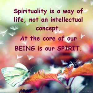 Spirituality: learn to trust your experience with the Divine