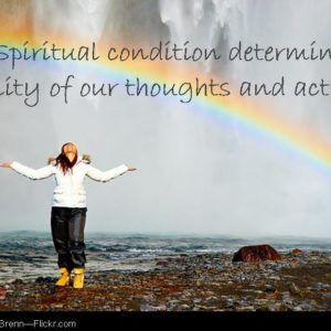 How the spirit affects your mind and body