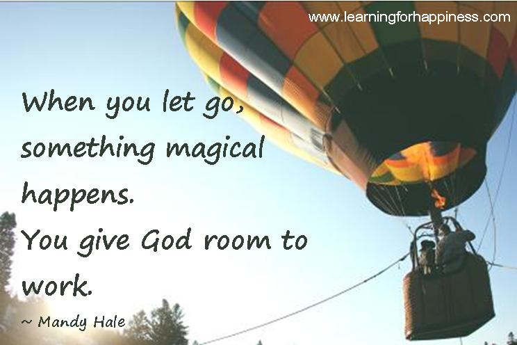 You are currently viewing A simple practice in letting go